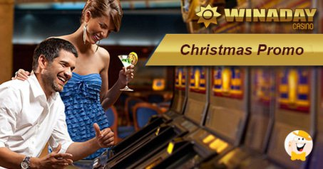 Win A Day's Christmas Promo