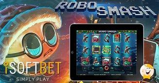 iSoftBet Releases Robo Smash Xmas