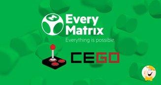 EveryMatrix Partners with Danske Spil's, CEGO