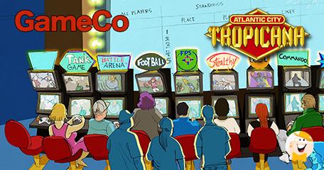 Gamec machines added to 4th atlantic city casino