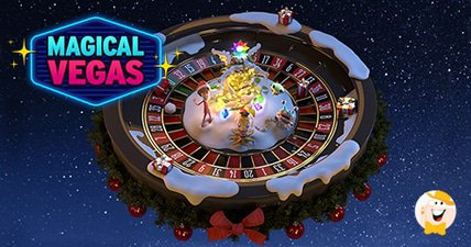 Magical vegas new year roulette