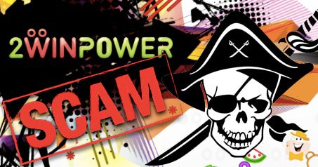 Pirates Strike Again: Faux Games offered by 2WinPower