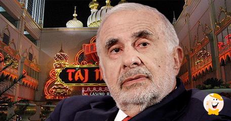 Should carl icahn sell the taj mahal casino