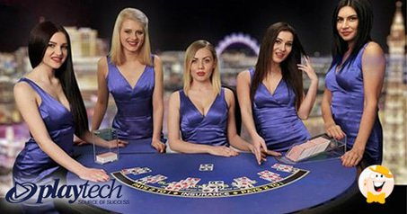 Playtech Opens Live Casino in Romania