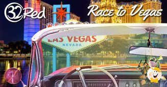 Win A Trip to Vegas at 32Red