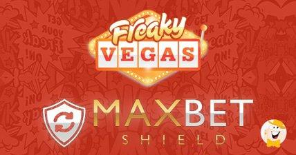 Freakyvegas launches max bet shield