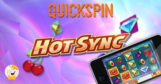 February 14th Release for Quickspin's 'Hot Sync'