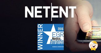 EGR Names NetEnt 'Casino Content Supplier of the Year'