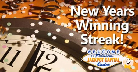 $3K New Year's Win for Jackpot Capital Player