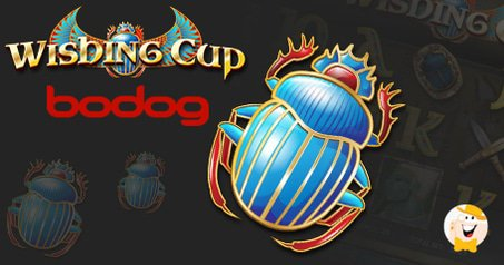 125% Match Bonus to Play Wishing Cup at Bodog