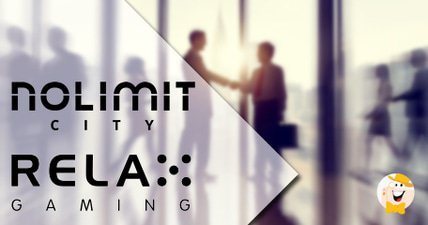 Nolimit city partners up with relax gaming