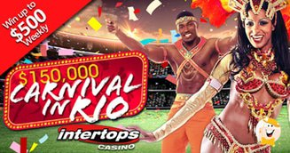 Intertops Casino Hosts $150,000 Carnival in Rio