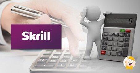 Skrill Incrementerà le Commissioni dal mese di Aprile 2017