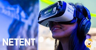 First-Ever Real-Money VR Slot for NetEnt