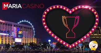 Maria Casino Valentine's Day Giveaway