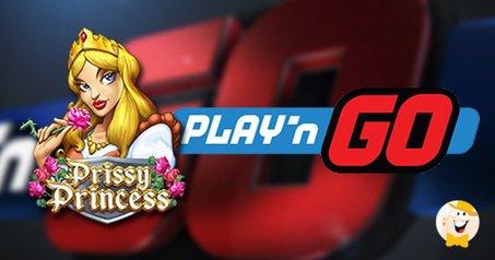 Play'n GO's Prissy Princess