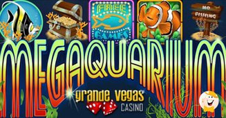 Bonuses Toward Megaquarium Slot Available at Grande Vegas