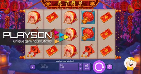 Playson to Launch New Slot this February