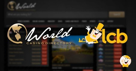 WorldCasinoDirectory.com entra a far parte del Network LCB
