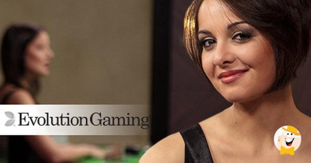 Evolution Gaming to Bolster Mybet Live Collection
