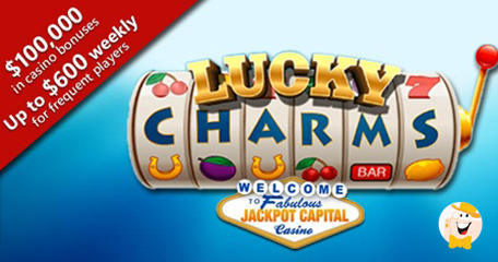 online casino bonus guide lucky charm book