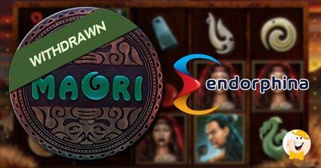 Endorphina Withdraws Maori Slot from the Portfolio