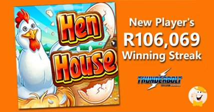 R106 069 thunderbolt casino win