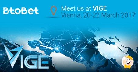 BtoBet to Discuss AR at VIGE2017
