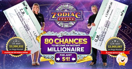 €6,681,487 Mega Moolah Win