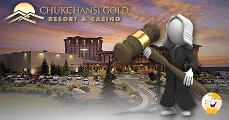 Chukchansi Gold Resort & Casino Sued for $21M
