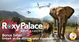 Win a Safari Getaway for Two at Roxy Palace