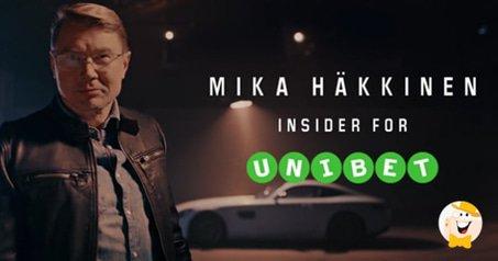Mika Häkkinen Named Unibet's F1 Brand Ambassador