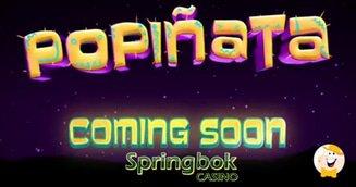 Springbok Launches Popiñata April 19th