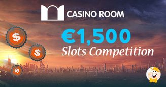Casino Room's Week Long €1,500 Giveaway