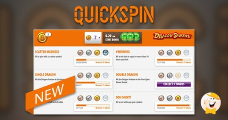 Earn Bonus Features with Quickspin's 'Achievements'