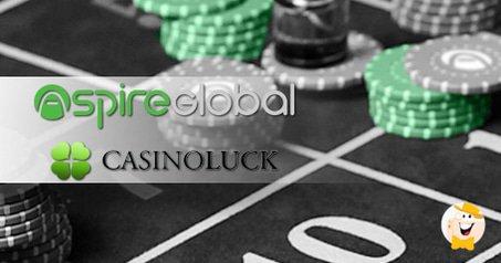 Aspire Global to Merge Platform with CasinoLuck