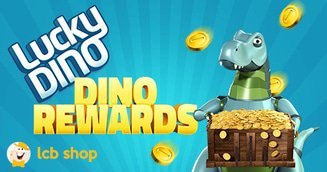 Lucky Dino Casino Free Spins Land in the Shop
