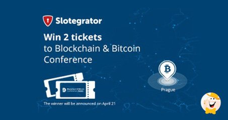 Win Two Free Tickets to Blockchain & Bitcoin Conference