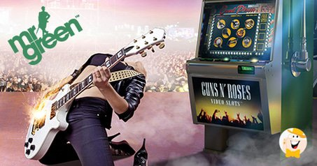 Mr. Green's Guns N' Roses VIP Ticket Giveaway