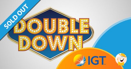 IGT Sells Double Down Social Casino Brand