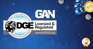 NJDGE Grants GAN with Online Gambling License