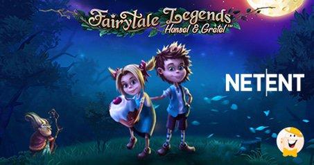 Netent announces new fairytale slot hansel and gretel