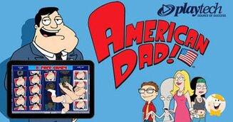 Een nieuwe gokkast van Playtech: American Dad!