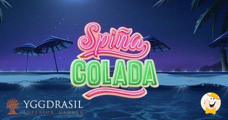 Spiña Colada van Yggdrasil Gaming gaat live op 22 juni 2017