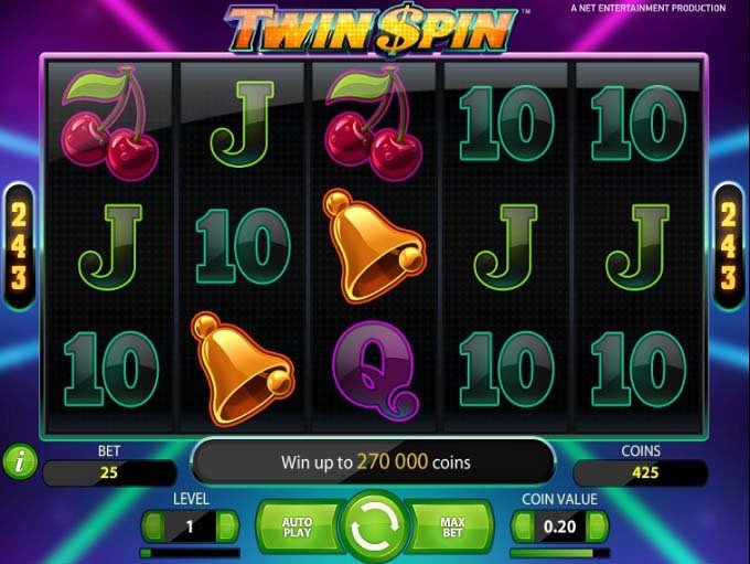 Twin Spin Slot Gets Stingy at Mr Green