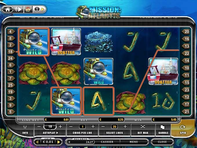 Chumba casino online mobile