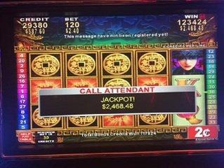 China mystery slot hand pay