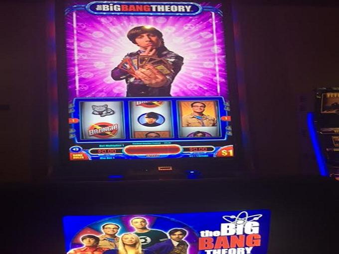 Big bang theory slot%281%29